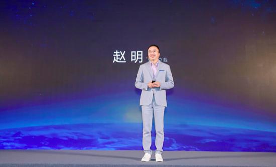 """荣耀发布""""智慧屏"""" 赵明:这不是电视是电视的未来的照片 - 2"""