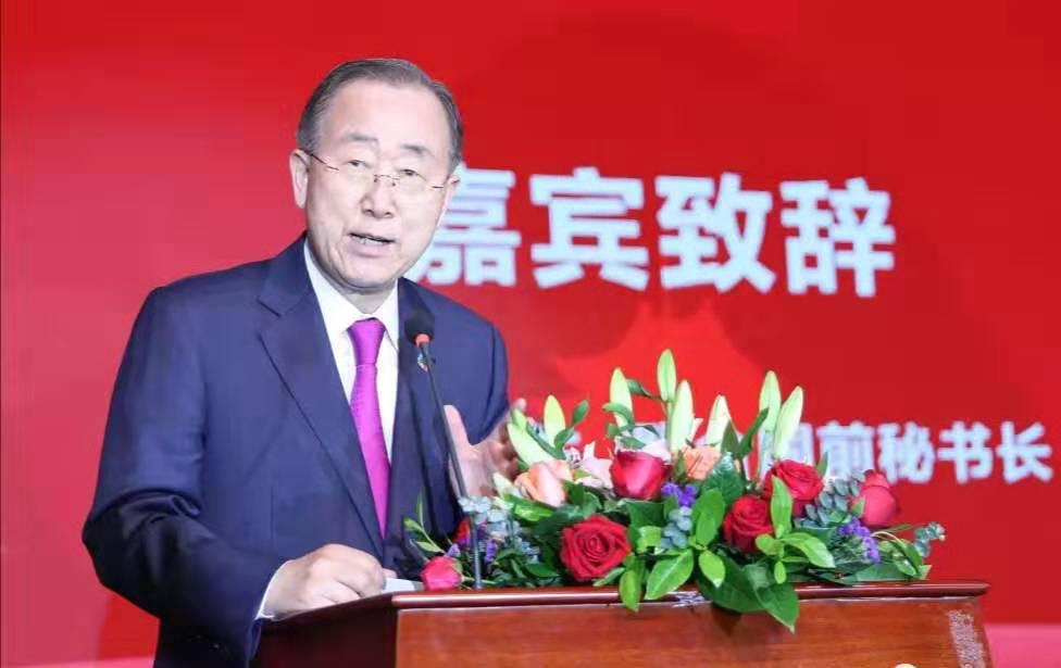 释惟觉法师应贺州市政府邀请出席首届世界长寿论坛