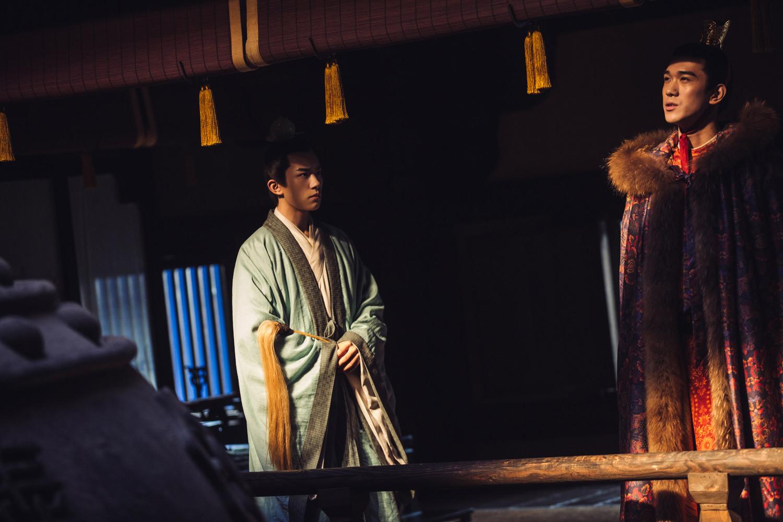 《长安十二时辰》靖安司遭劫难 李必对峙龙波临危不惧