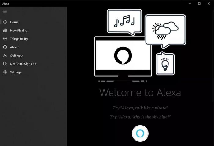 Win10敞开大门:锁屏界面可激活Alexa等第三方语音助手的照片 - 2