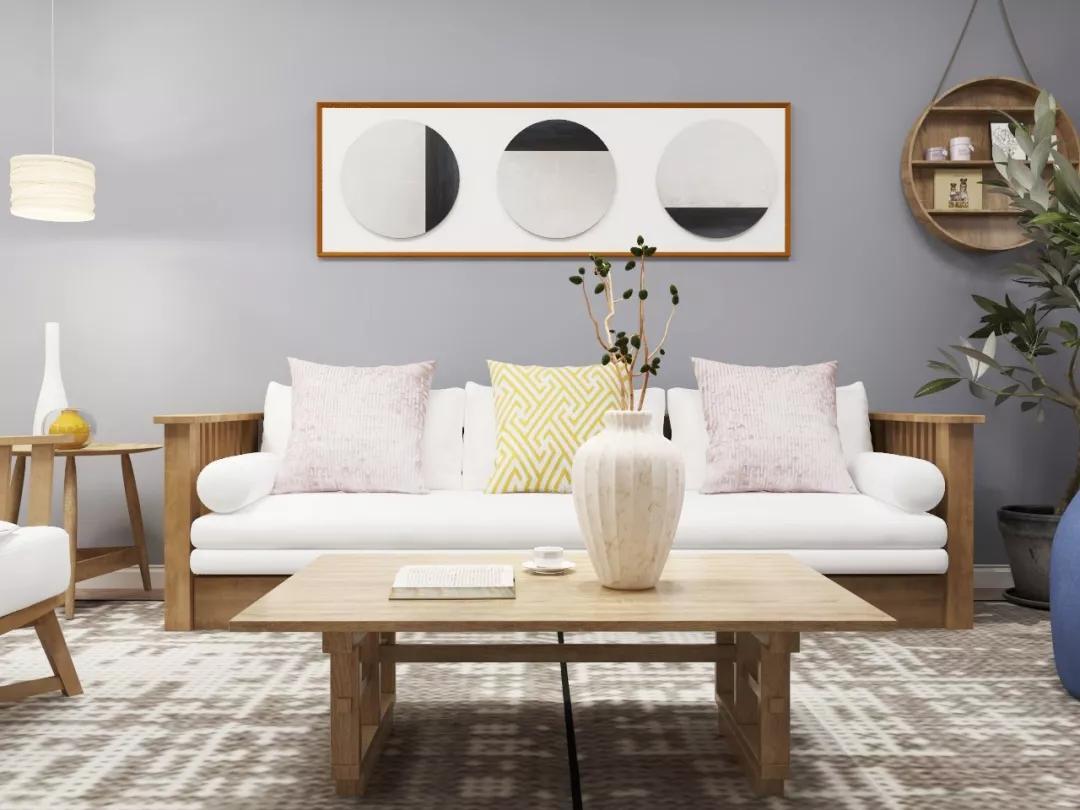 买房子看钱,家装看细节,这个149㎡日式大三居一切都刚好!