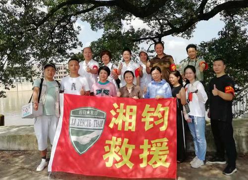 最美防洪卫士——驻堤基层党群干部-中国传真