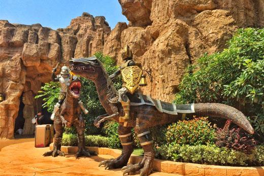 常州恐龙园地址,常州中华恐龙园地址在哪里?