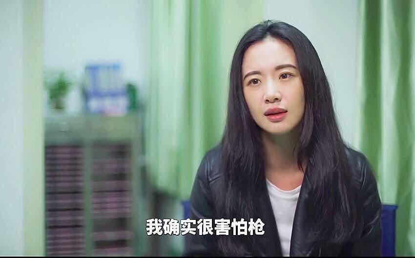 """《铤而走险》曝""""背水一战""""特辑 李梦持枪成影片关键人物"""