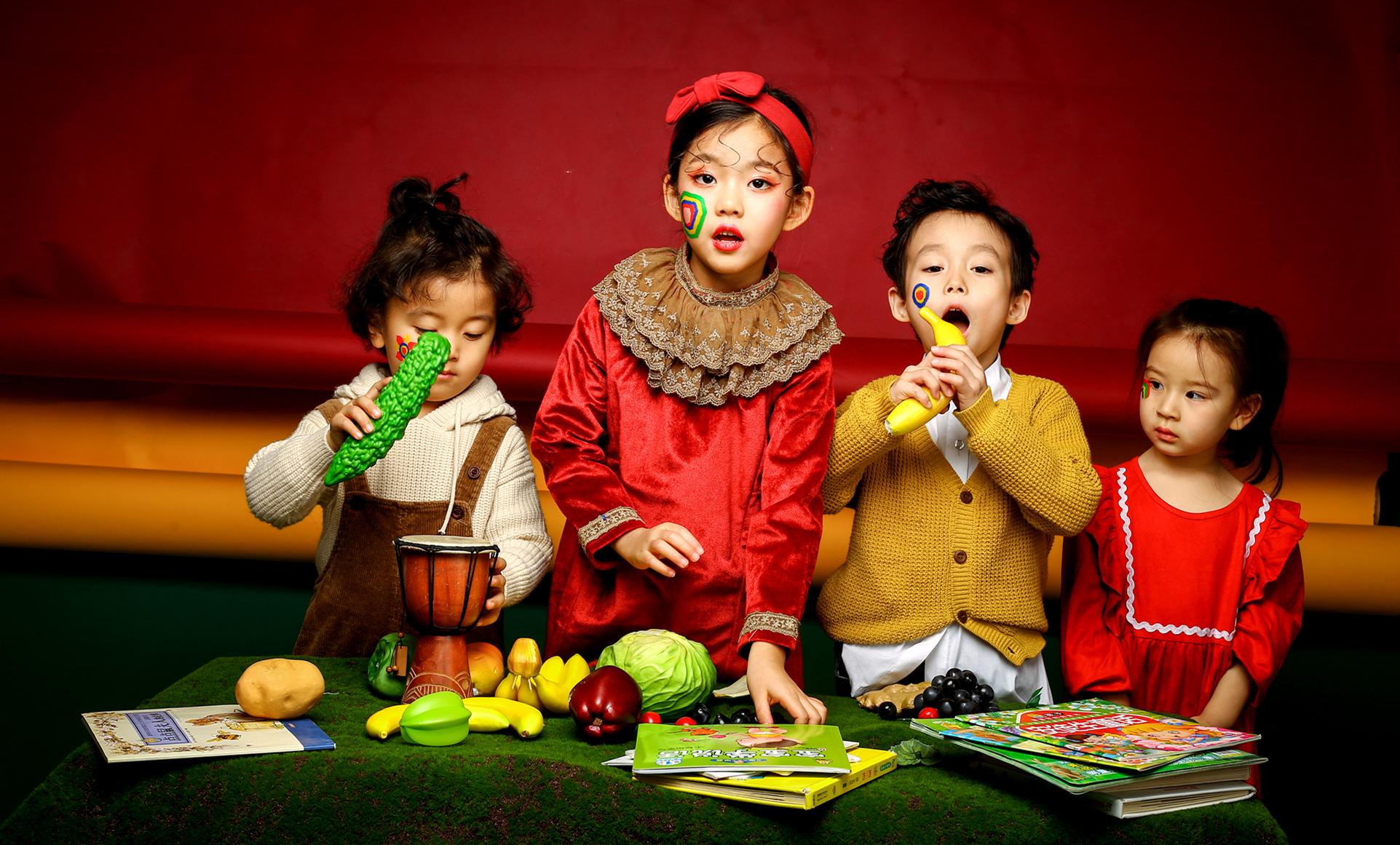 阅读是人类进步的捷径,京典思塾从小培养孩子读书的好习惯
