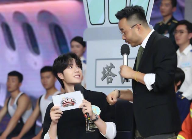 汪涵怼王一博粉丝现场录音曝光:你们就不害臊吗