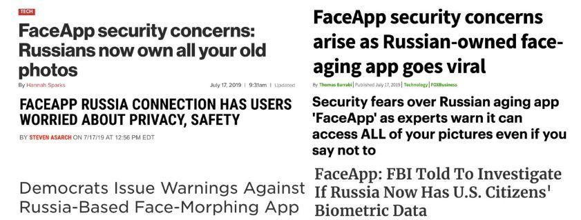 俄罗斯出了款风靡西方的手机App 却把美国政客吓坏了的照片 - 6