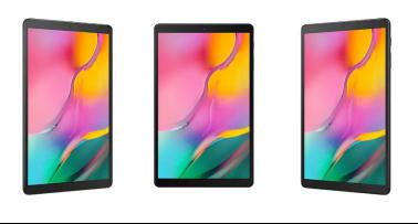 暑期出游必备 三星Galaxy Tab A(2019,10.1英寸)轻薄便携影音强悍