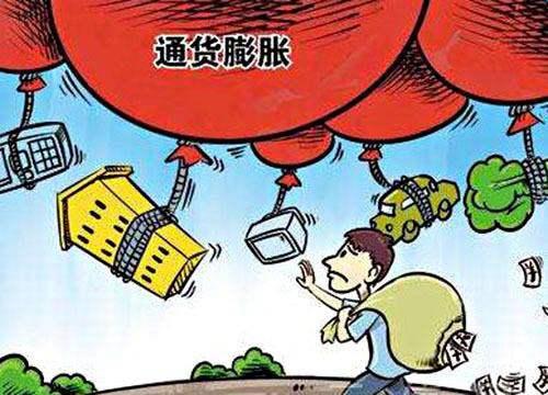 从中国GDP增速6.3%,M2货币增速8.5%,来分析今年的通货膨胀~