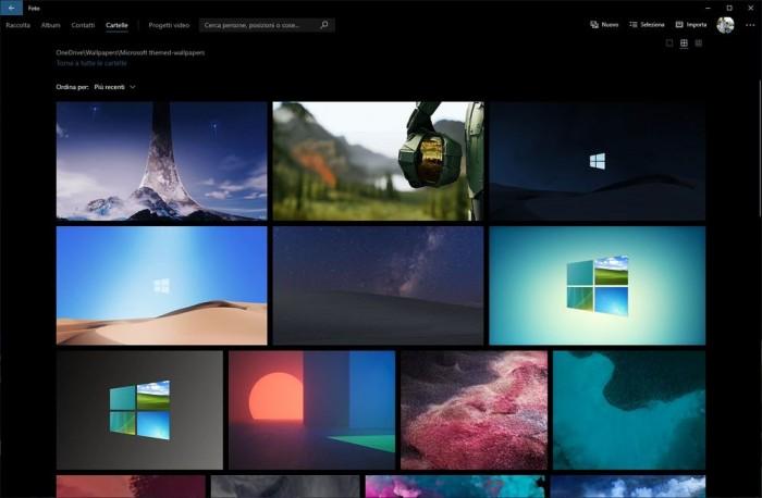 Win10端Photos应用更新:引入全新图片布局的照片 - 3