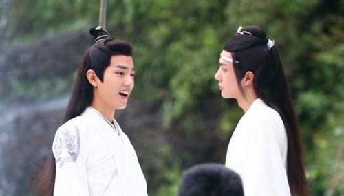 《陈情令》双男主入选男演员榜单top10,邓超只能垫底?