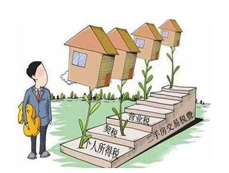 二手房买卖中满两年和满五年税费有什么差别?