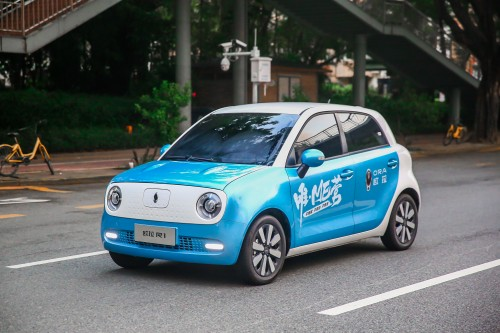 """""""新物种""""欧拉以用户思维玩转ME平台,新一代电动小车即将引领新时代"""