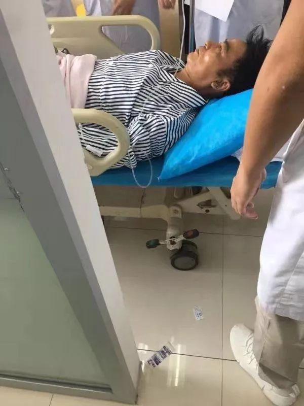 任达华被刺手术完成!嫌犯身份疑曝光的照片 - 7