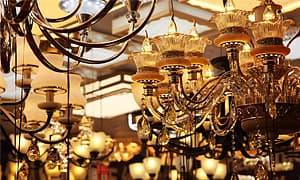 今年大家生意怎么样?建材灯具商家一不小心说出大实话