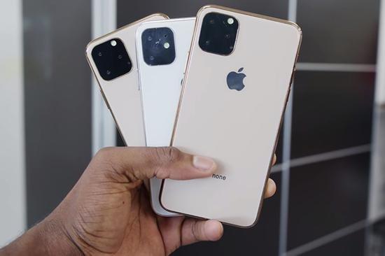新机模再次确认新iPhone 11系列将采用浴霸摄像头的照片 - 2