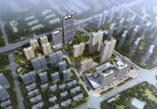 常州新北飞龙吾悦广场规划图,建立常州飞龙板块商业综合体