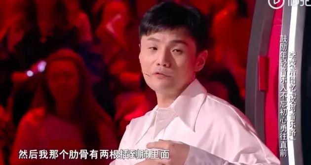 中国好声音李荣浩自曝北漂史,曾住5平米小屋、靠1800元度日