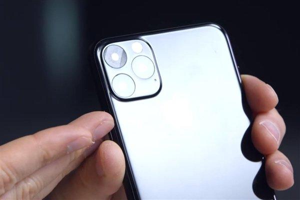 新机模再次确认新iPhone 11系列将采用浴霸摄像头的照片 - 5