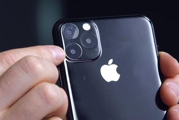 新机模再次确认新iPhone 11系列将采用浴霸摄像头的照片 - 6