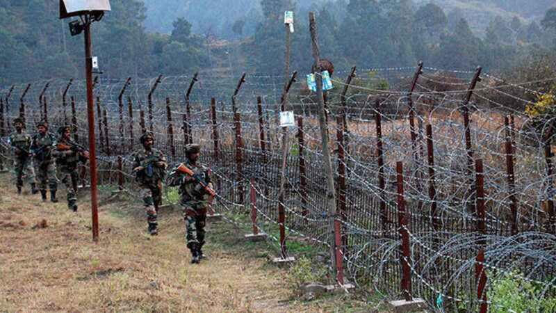 印巴克什米尔激烈交火!巴军1军官丧生4平民受伤