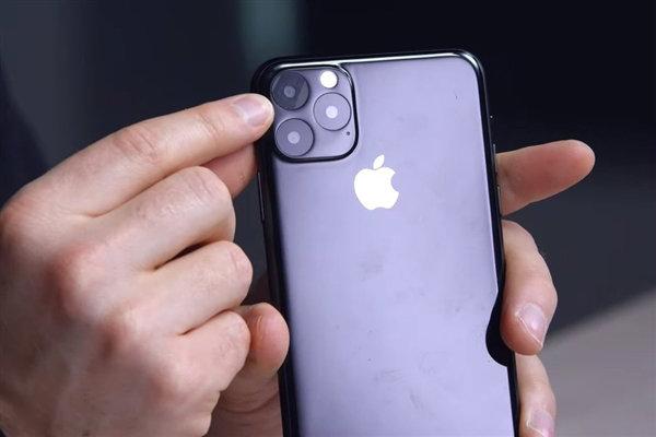 新机模再次确认新iPhone 11系列将采用浴霸摄像头的照片 - 7