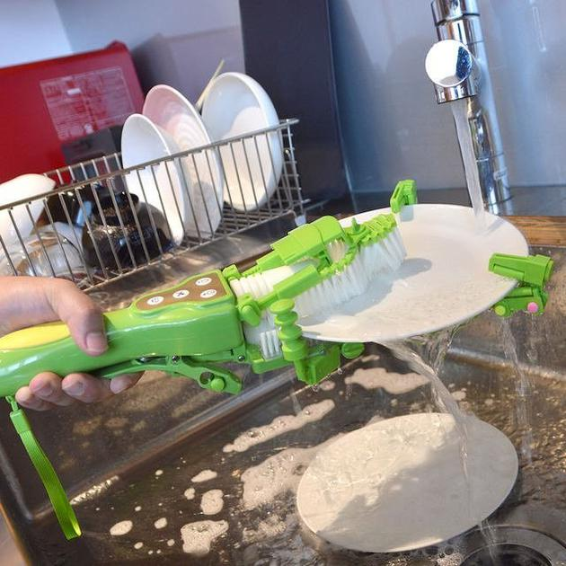 日本发明手持洗碗神器 仅洗碗机十分之一的价格的照片 - 2