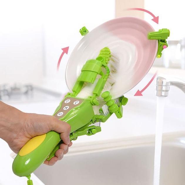 日本发明手持洗碗神器 仅洗碗机十分之一的价格的照片 - 3