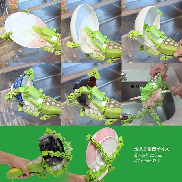 日本发明手持洗碗神器 仅洗碗机十分之一的价格的照片 - 6