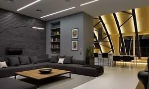 明星家里都喜欢用无主灯设计, 你家能不能做?