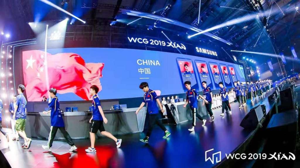 WCG2019 XI'AN世界总决赛落幕:中国代表队收获10枚奖牌成最大赢家