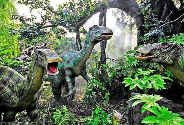 常州恐龙园攻略:常州恐龙园游玩最全攻略分享(住宿+门票+游玩项目)!