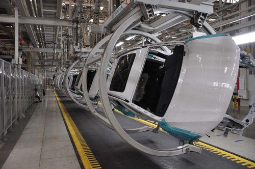 """预见未来 拥抱AI 长城汽车智慧工厂将迎来世界机器人""""狂欢"""""""