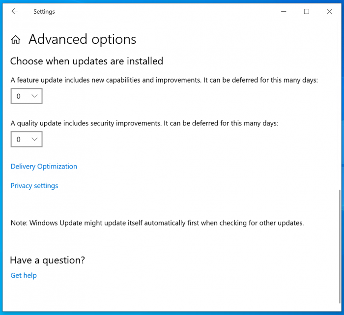 60天延期已到:微软提醒企业升级Win10 May 2019功能更新的照片 - 3