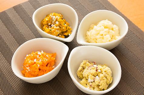 一份来自岩塚制菓婴幼儿仙贝的超省心辅食菜单