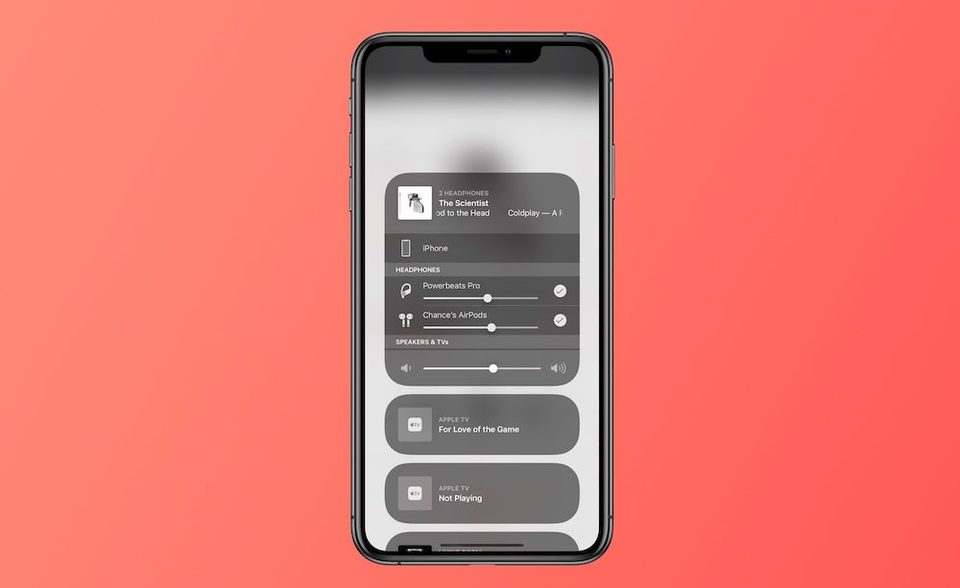 详解iOS 13的靠近/双蓝牙音频共享功能的照片 - 2