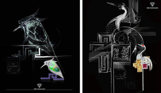 艺术鉴赏呈主流 珠宝增值成硬核 中国珠宝季邂逅珠宝艺术风潮