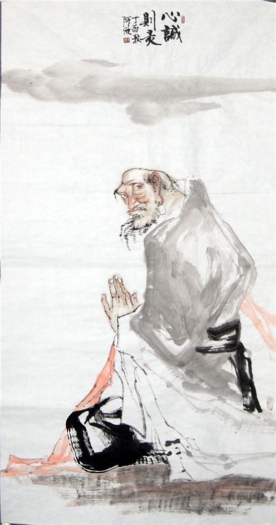 魏丙欣老师作品欣赏