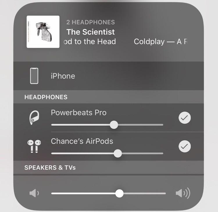 详解iOS 13的靠近/双蓝牙音频共享功能的照片 - 3