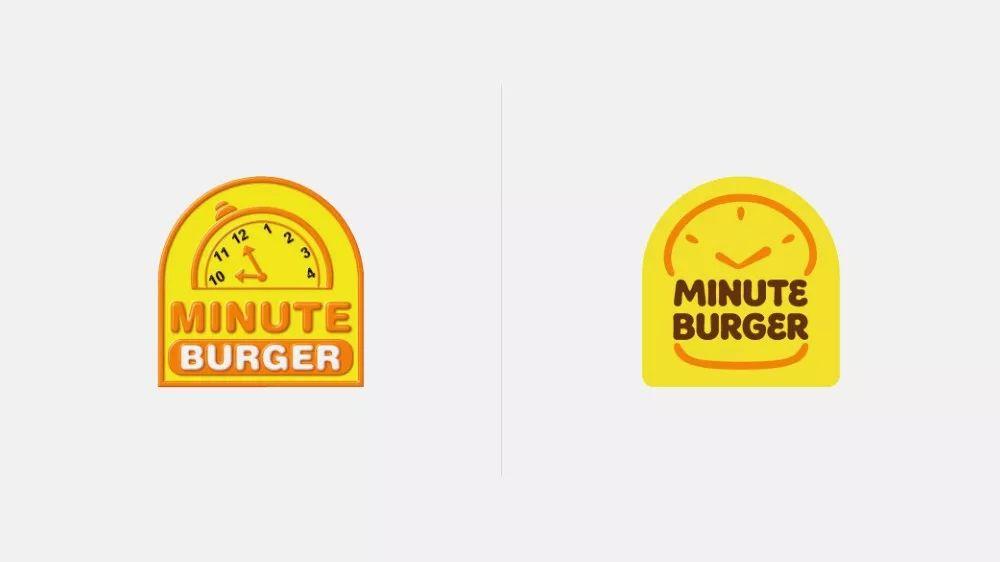汉堡快餐店品牌形象设计