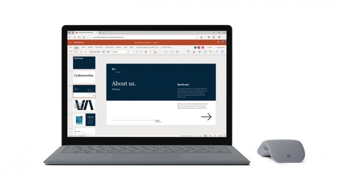 """微软更名网页端Office应用:取消""""Online""""后缀的照片 - 2"""