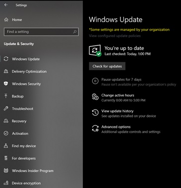 微软误发Win10 Build 18947更新:Slow和RP通道可回滚的照片 - 4