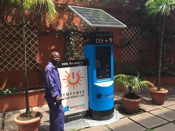 非洲人如何为手机充电?的照片 - 6