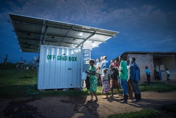 非洲人如何为手机充电?的照片 - 4