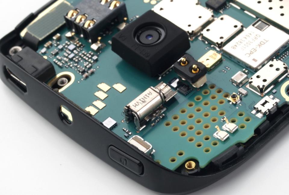精密激光焊接在手机领域的使用