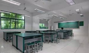 教室照明,从健康出发