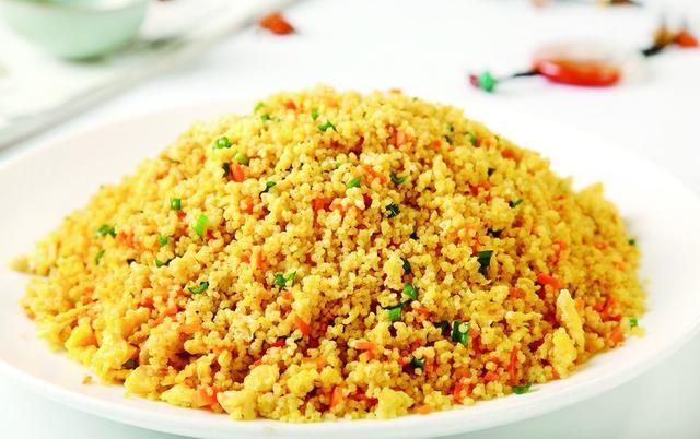 炒山西小米,家乡的味道