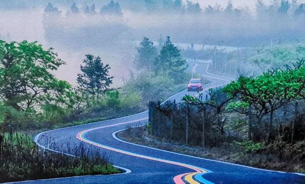 分享溧阳1号公路美景(多图高清大图)