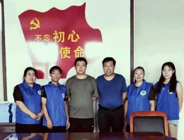 """山西忻府区解原乡积极开展""""七进""""宣传教育活动"""