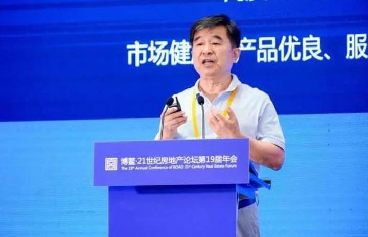 全国房地产商会主席顾云昌表示:房子能不限价就不要限价